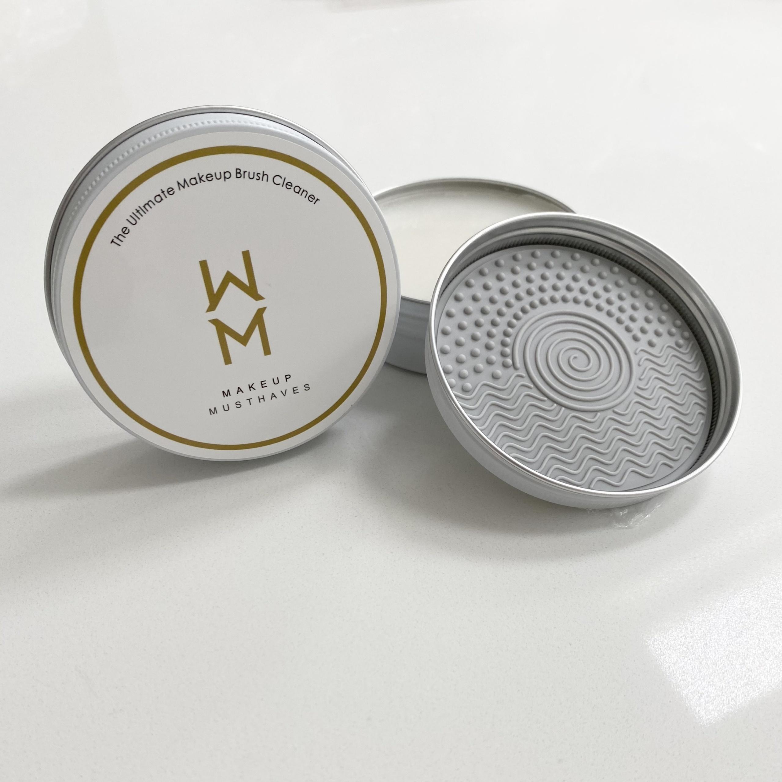 Large Hygienic Brush Cleaning Soap